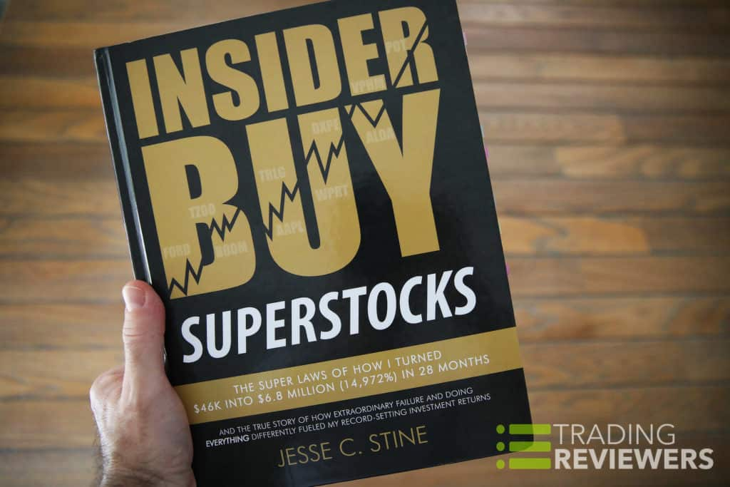 Insider Buy Superstocks Book Cover