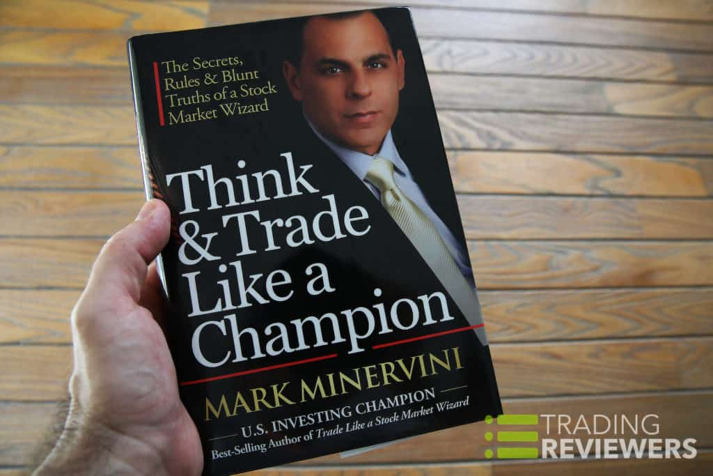Think and Trade Like a Champion Book