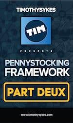 Timothy Sykes Pennystocking Framework Park Deux DVD