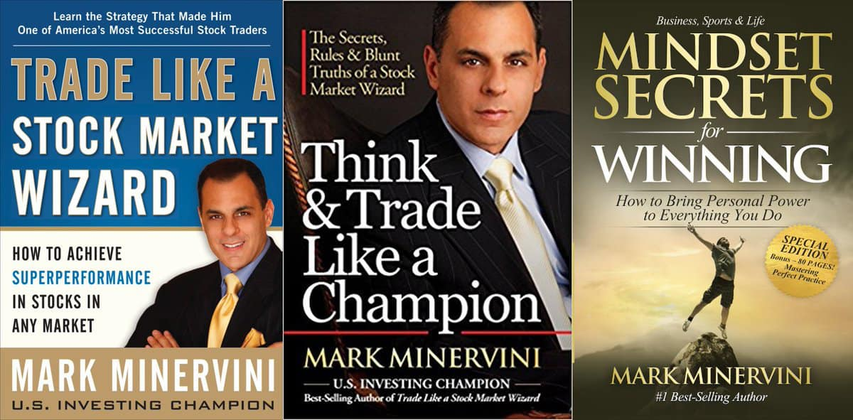 Mark Minervini Books