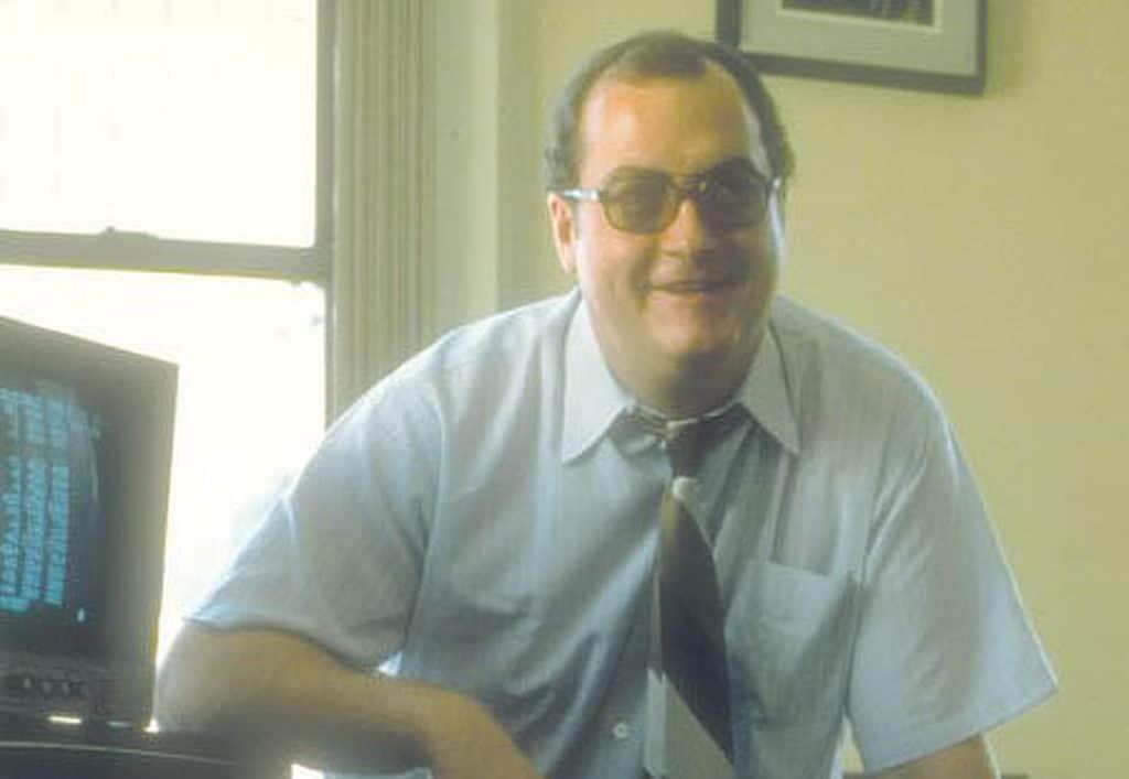 Trader Richard Dennis