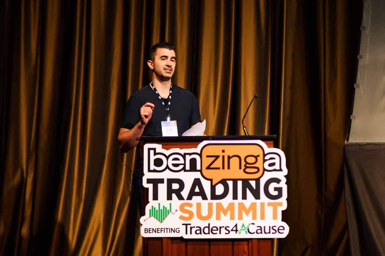 Nathan Michaud Traders4ACause