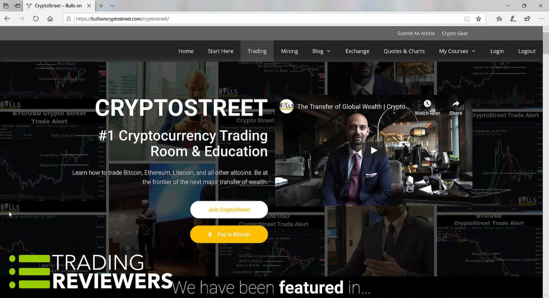 Bulls on Crypto Street