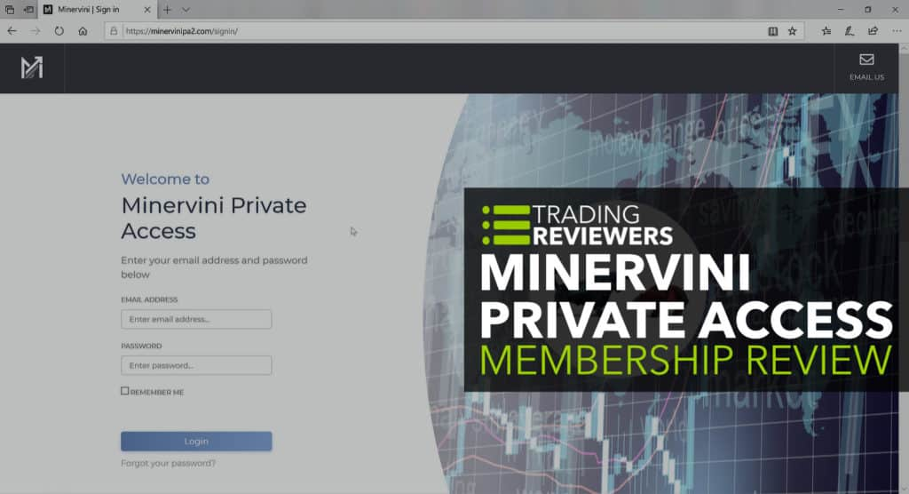 Minervini Private Access