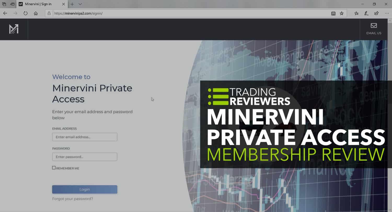 Minervini Private Access