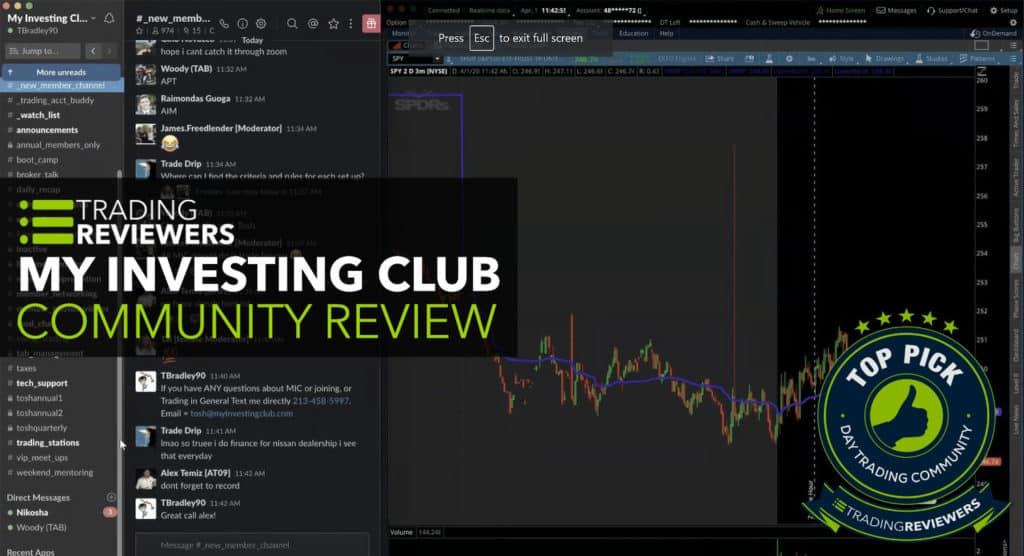 My Investing Club