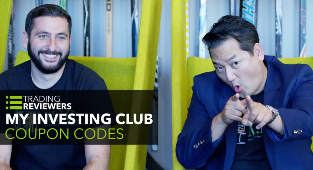 My Investing Club Coupon Code