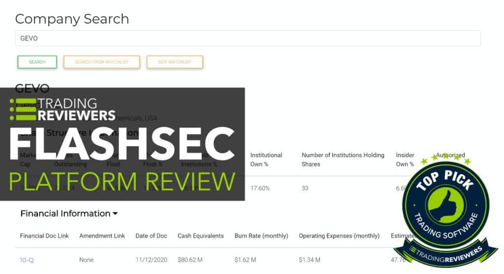 Flash SEC Review