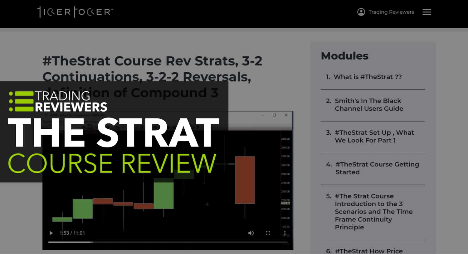 The Strat Course