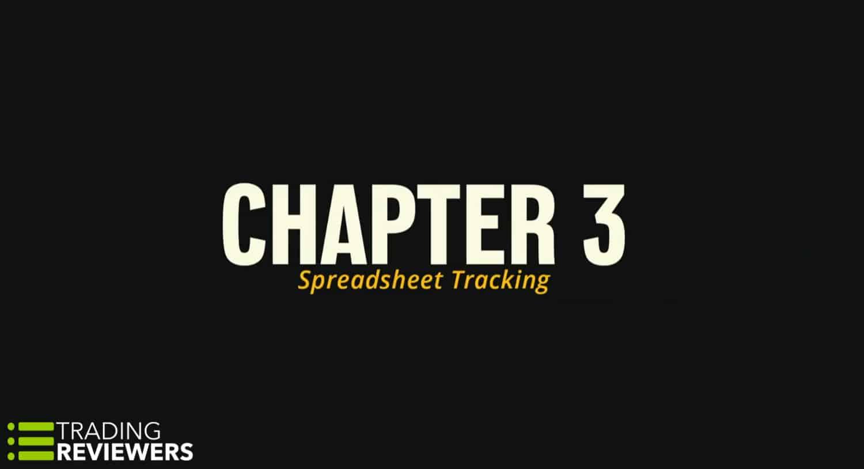 Spreadsheet Tracking