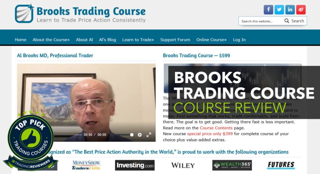 Al Brooks Trading Course